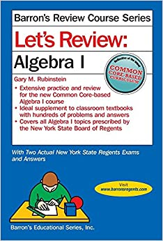 Lets Review Algebra 2/Trigonometry (Lets Review