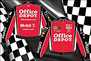 TONY STEWART OFFICE DEPOT ADULT JACKET by RacingGifts