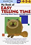 img - for By Shinobu Akaishi My Book of Easy Telling Time: Learning about Hours and Half-Hours (Original) [Paperback] book / textbook / text book