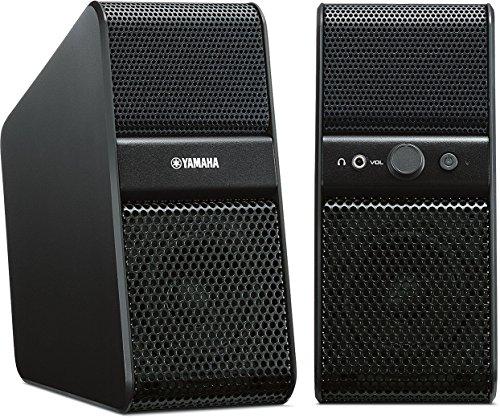 Yamaha-NX-50-TV-Sound-Booster-2x-7-Watt-2x-35mm-Klinkenstecker-fr-PCTablet-und-Smartphone-schwarz
