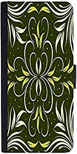 Snoogg Seamless Floral Pattern Abstract Background Graphic Snap On Hard Back ...