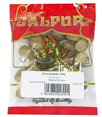 Ganze Muskatnuss - 100 g von Jalpur - Gewürze Shop