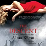 The Descent: The Taker Trilogy, Book 3 (       UNABRIDGED) by Alma Katsu Narrated by Laurel Lefkow