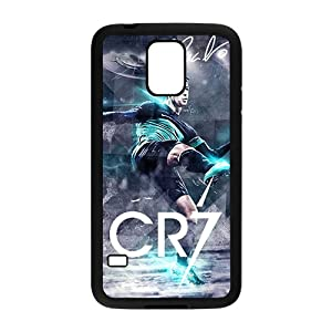 Amazon.com: HEDM CR7 Cell Phone Case for Samsung Galaxy S5