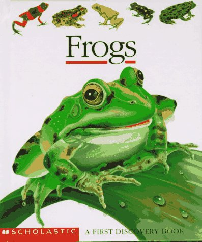 Frogs (First Discovery Books) back-1012009