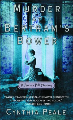 Murder at Bertram's Bower (Dell Mystery), CYNTHIA PEALE