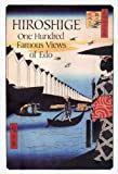 img - for Hiroshige: One Hundred Famous Views of Edo by Henry D. Smith (2000-04-02) book / textbook / text book