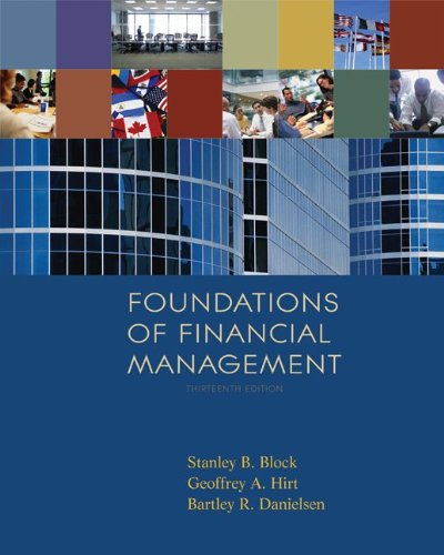 Foundations of Financial Management w/S&P bind-in...