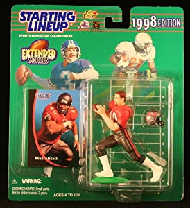 MIKE ALSTOTT TAMPA BAY BUCCANEERS 1998 NFL EXTENDED SERIES Starting Lineup Action... by Starting Line Up