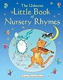 img - for The Usborne Little Book of Nursery Rhymes (Little Books) book / textbook / text book