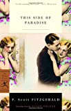Image of This Side of Paradise (Modern Library Classics)