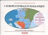 echange, troc P.Lemarchand - Atlas l'Europe centrale et balkanique