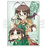『ぷちます!』  クリアファイル 秋月律子&ちっちゃん