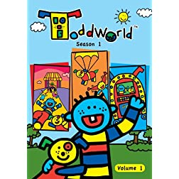 ToddWorld Season 1 -- Volume 1 (3 Disc Set)