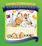 Nick Butterworth Stories Jesus Told: Favorite Stories from the Bible