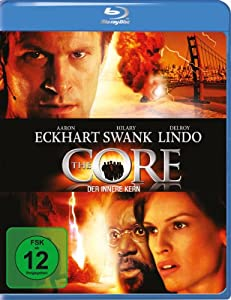 BD * The Core BD [Blu-ray] [Import allemand]