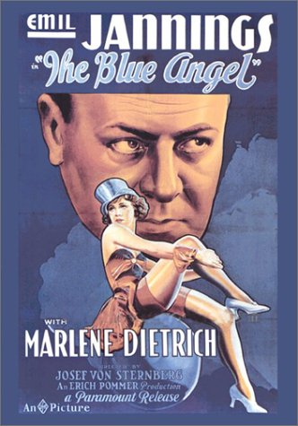 Der Blaue Engel / The Blue Angel / Голубой ангел (1930)