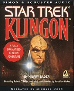 Klingon! (Star Trek) by Hilary Bader