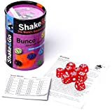 Shake and Go Bunco Game by The Purple Cow
