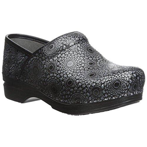 Dansko Wide Pro Xp Women Mules & Clogs Shoes, BlackMedallionPatent, Size - 39 (Danskos Xp Size 39 compare prices)