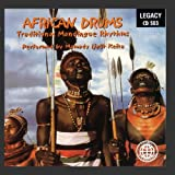African Drums Traditional Man