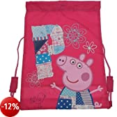 Peppa Pig Patchwork Trainer Bag design PEPPA003006