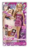 Barbie Loves Glitter Makeup Doll