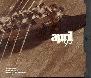 JAZZIZ on Disc - April 1995