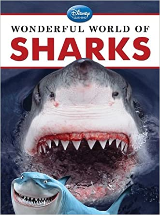 Sharks (Wonderful World of...) written by Disney Book Group