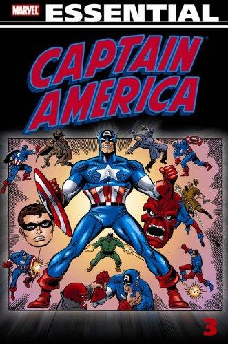 Captain America: Essentials, Vol. 3 (Captain America Essential 3 compare prices)