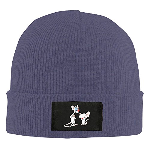 Jackey Pinky And The Brain Beanie Cap