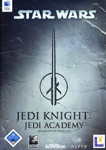 Star Wars Jedi Knight: Jedi Academy [Edizione : Germania]