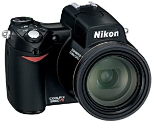 Nikon Coolpix 8800 8MP Digital Camera with 10x Vibration Reduction Optical Zoom Lens