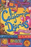Dawn, Diary 02 (California Diaries) (0439012635) by Martin, Ann M.