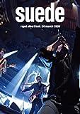 スウェード・ライブ・アット・ザ・ロイヤル・アルバート・ホール・DVD