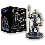 Quantum Mechanix - Stargate SG-1 statuette Animated Maquette Teal'c 23 cm