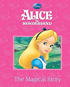 Disney magical story alice in wonderland for Apple 300 dollar book