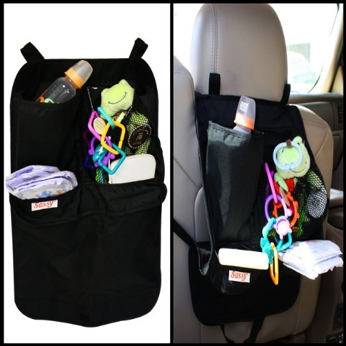 Sassy 4-in-1 Baby Travel Organizer
