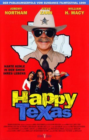 Happy Texas [VHS]