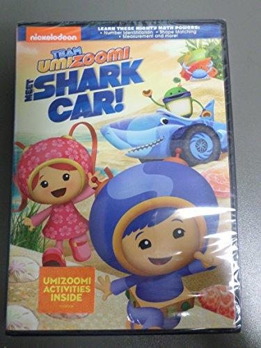 Team Umizoomi Meet Shark Car! front-441498