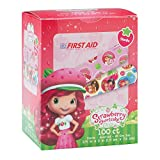 Strawberry Shortcake Bandages - First Aid Supplies - 100 per Pack