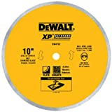 DEWALT DW4762 10-Inch Wet Cutting Continuous Rim S...