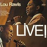 Live ~ Lou Rawls