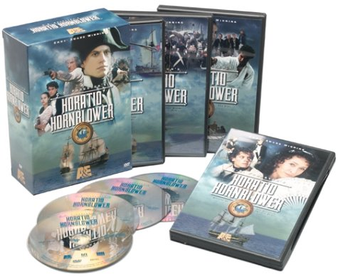 Horatio Hornblower Boxed Set