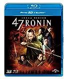 47RONIN 3Dブルーレイ+ブルーレイ(「47RONIN」メインキャスト・ポストカードセット(6枚セット)付き) [Blu-ray]