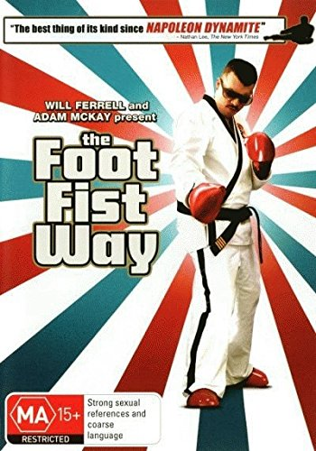 The foot fist way cast