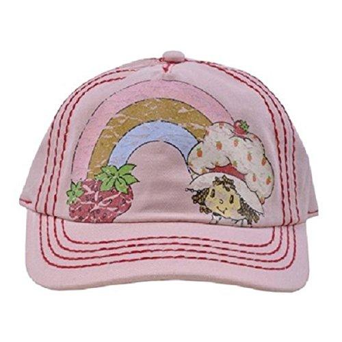 Strawberry Shortcake Youth Adjustable Hat (Strawberry Shortcake Hat)