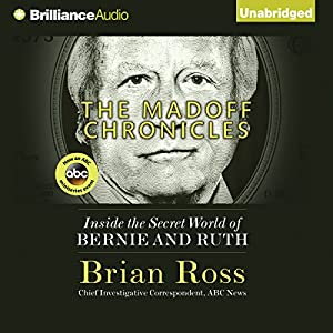 The Madoff Chronicles Audiobook