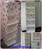 IKEA SKUBB 5 COMPARTMENTS WARDROBE CLOTHES ORGANISER IN CATH KIDSTON ROSALI DESIGN