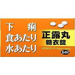 【第2類医薬品】正露丸糖衣(キョクトウ) 84錠